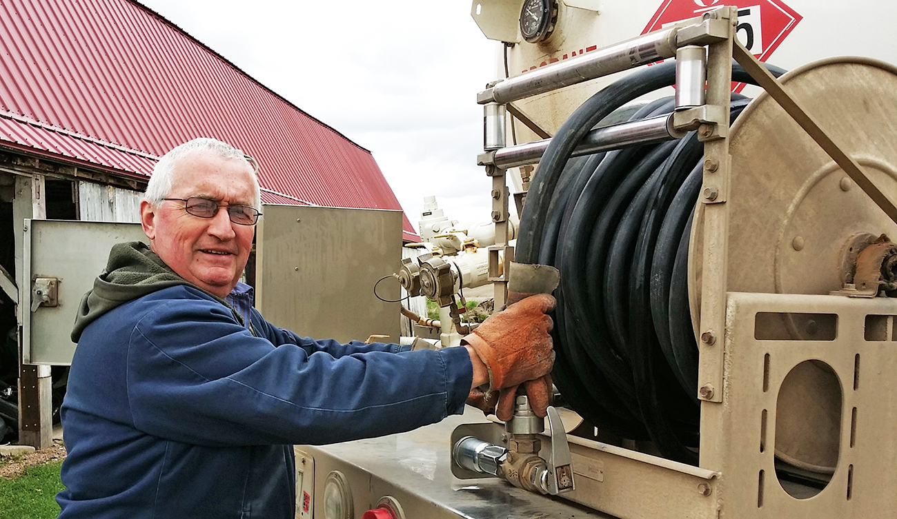 Planning Ahead for Next Winter's Propane