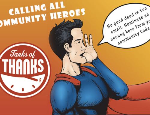 Heroes Among Us – Seeking Nominations